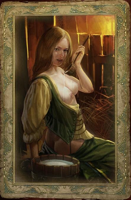 romance of witcher cards list The haunted world of el superbeasto nudity