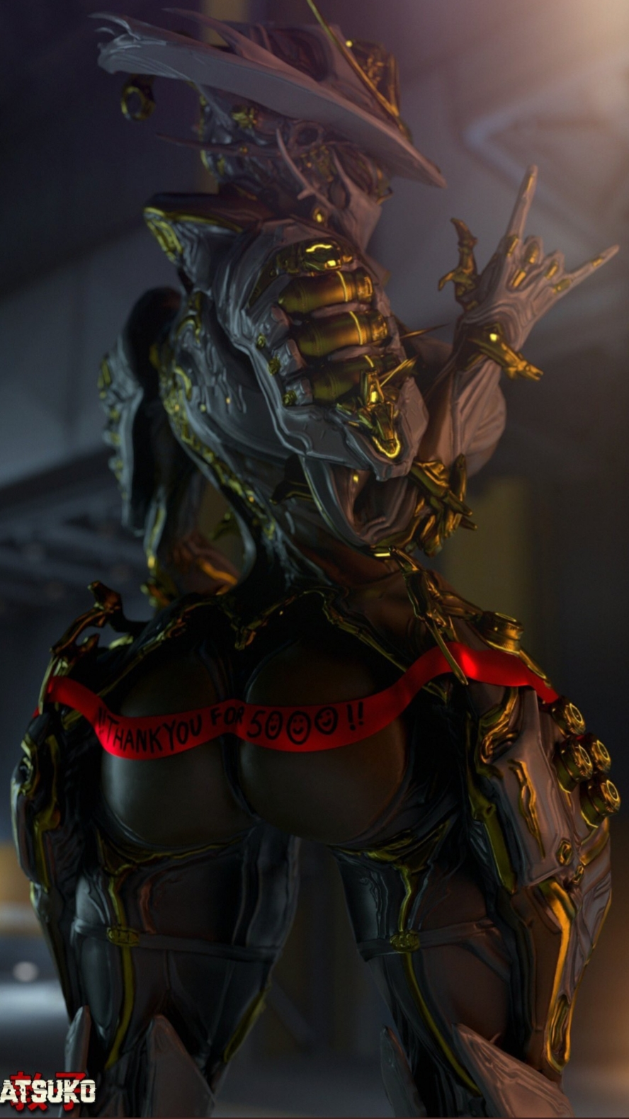 warframe prime after mesa next Dj grooves a hat in time