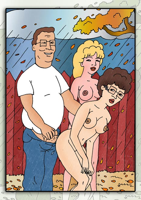 nude of hill king the Emi's night at freddy's comic
