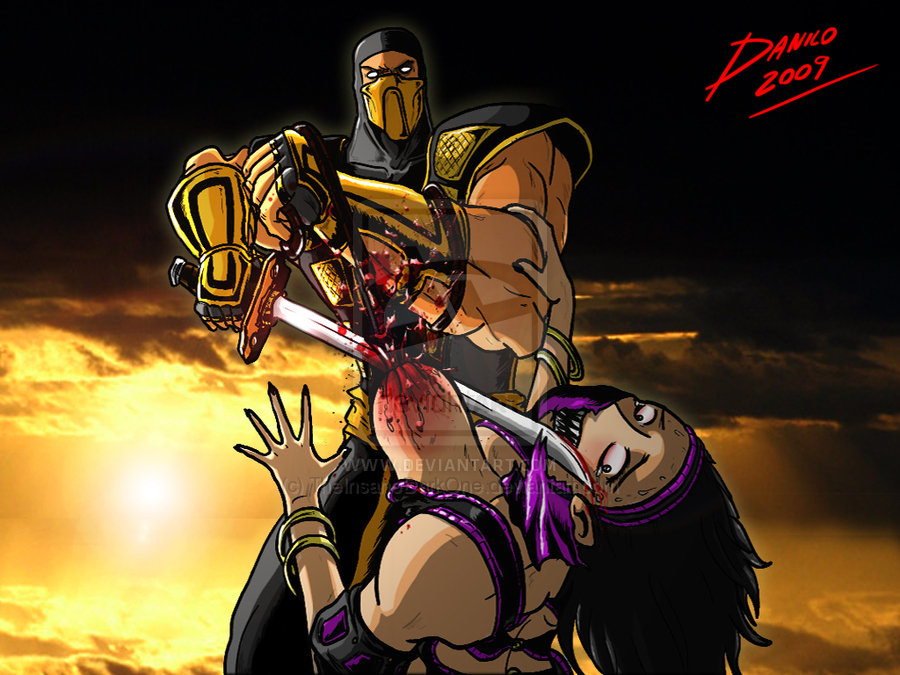 x kombat mortal pictures mileena from of Black rock shooter main character