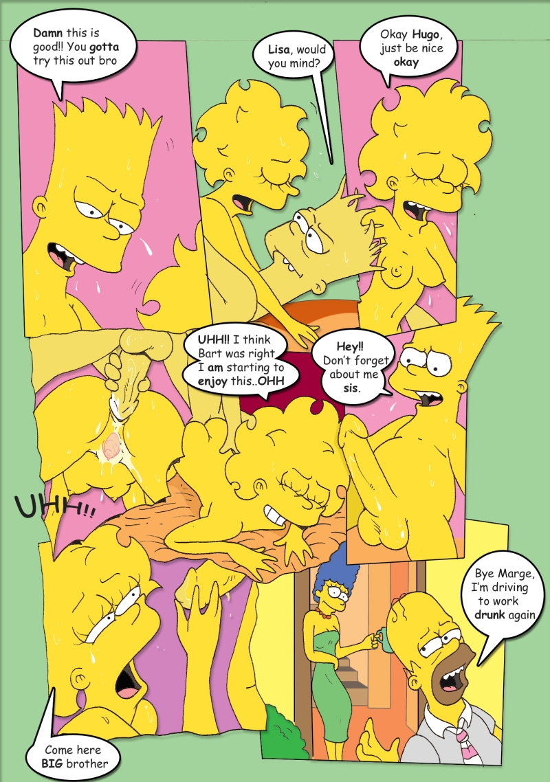 xxx lisa bart simpson and Dead or alive final round