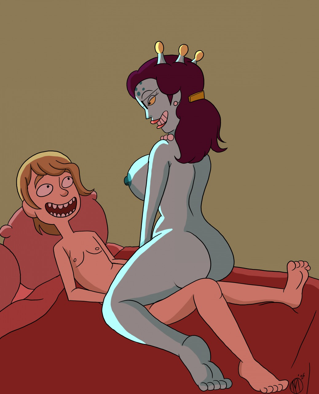 morty and rick smith beth nude Amily corruption of champions wiki