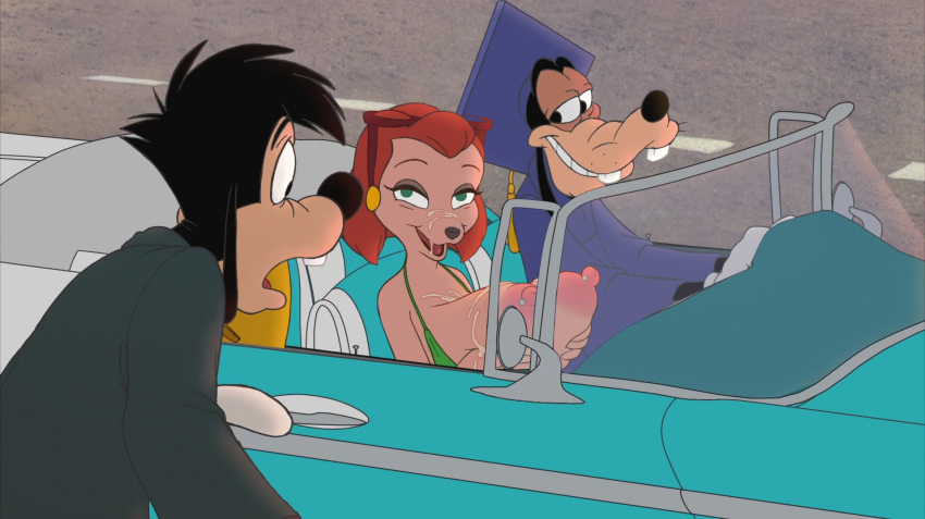 disney movie extremely an goofy Dead or alive characters girl