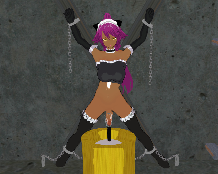 2 maid custom 3d order Adventure time if it was a 3d anime