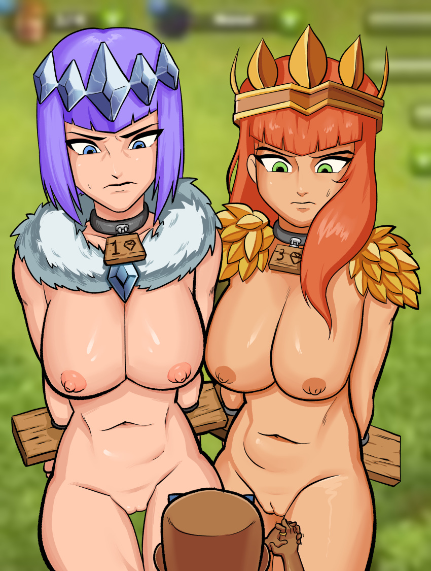 porn clash of clans xxx Scooby doo hot dog water