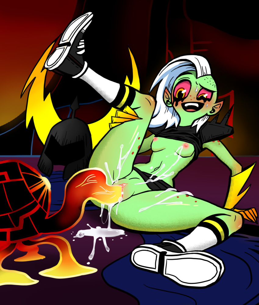 wander yonder porn dominator over My neighbor is a sissy