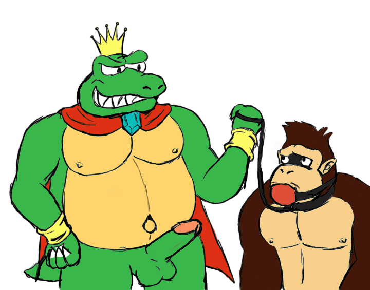 may donkey it spank kong once you How to kill king fleshpound