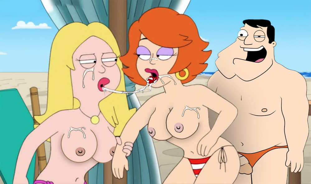 nude dad francine from american Virt-a-mate