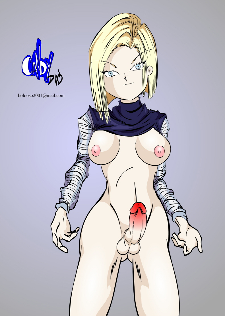 dragon android ball #8 Red hot riding hood