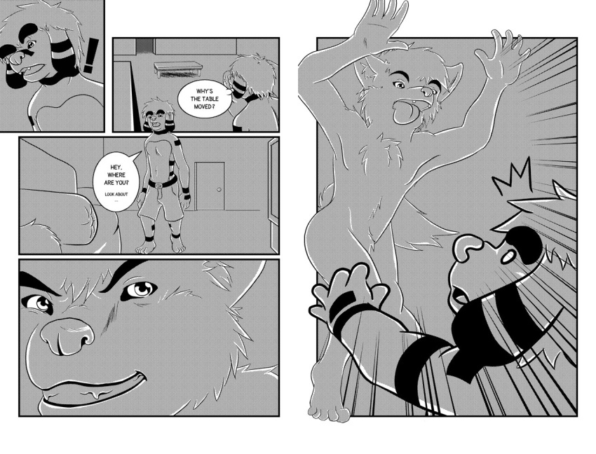 daddy comic gay issues furry porn Elliot alice in the country of hearts